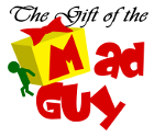 Gift of the Mad Guy logo